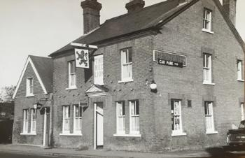 The Red Lion in the 1960s [PL/PH/2/36]